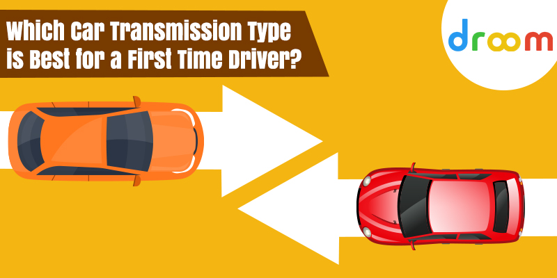 CAR TRANSMISSION TYPE FOR A FIRST-TIME DRIVER