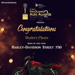 Harley Davidson - Dealer Choice_ bike of the year