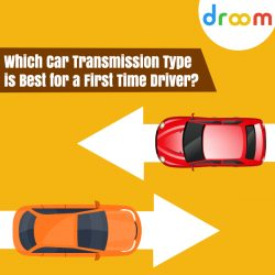WHICH CAR TRANSMISSION TYPE IS BEST FOR A FIRST-TIME DRIVER