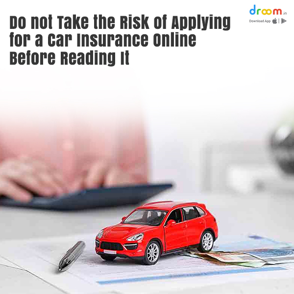 Apply for car insurance online