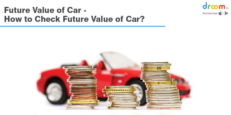 Future Value of the Car