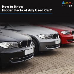 Know Hidden Facts of Any Used Car