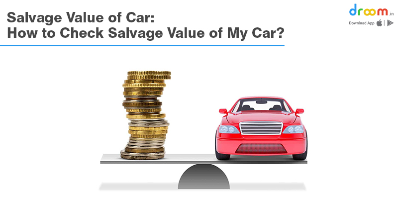 salvage value of car