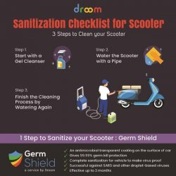 scooter sanitizing services online