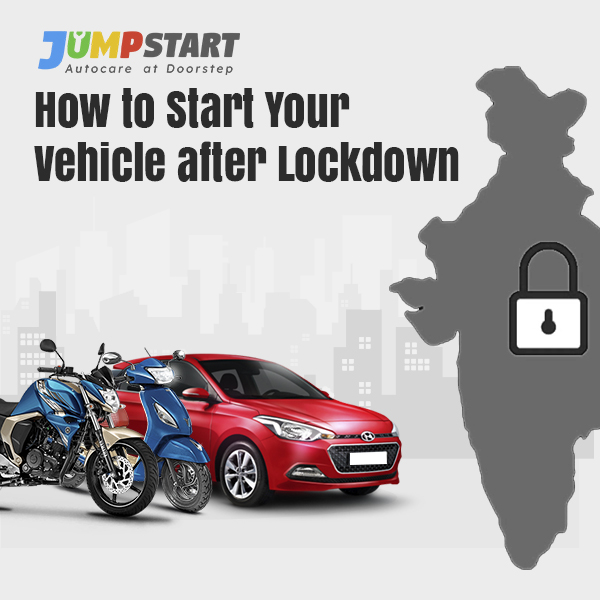 how to start your vehicle after long time