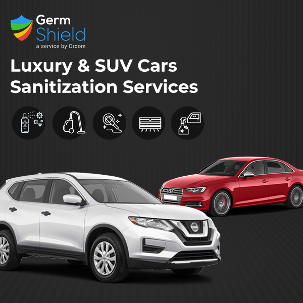 luxuary cars sanitizing services