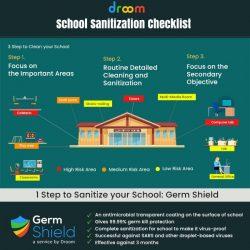 school sanitization services