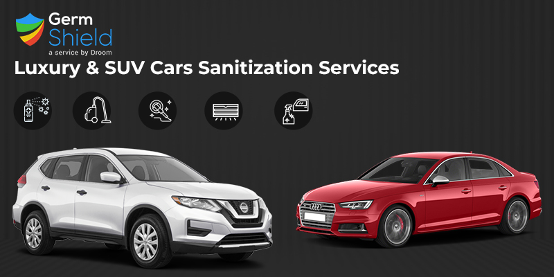 suv cars sanitization services