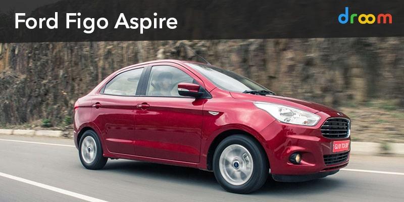Ford figo aspire 2020