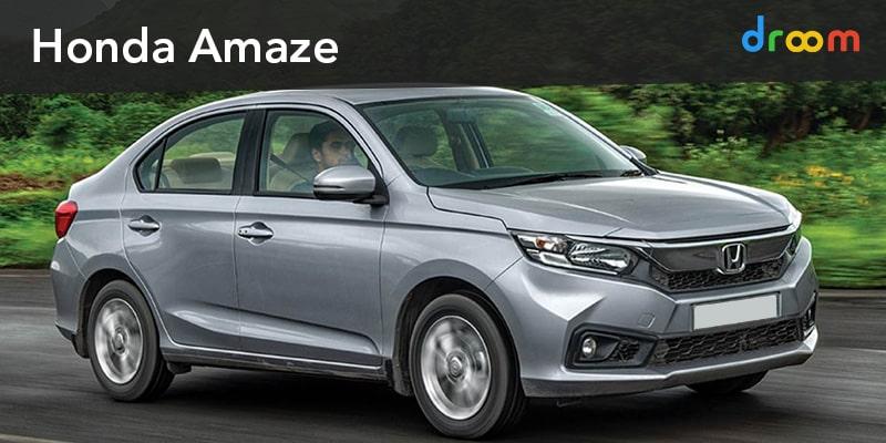 Honda Amaze 2020