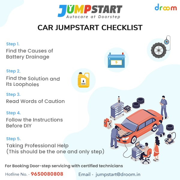 car jumpstart services
