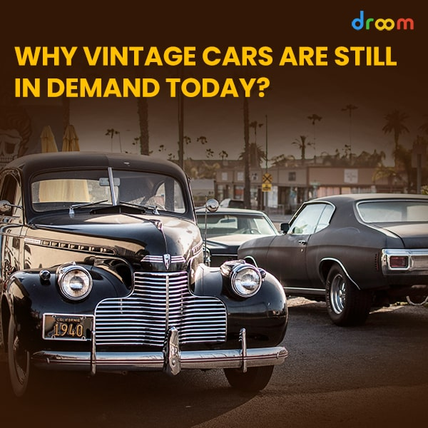 vintage cars in india