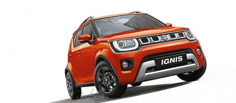 Maruti Suzuki Ignis Alpha 1.2 AMT BS6 2020