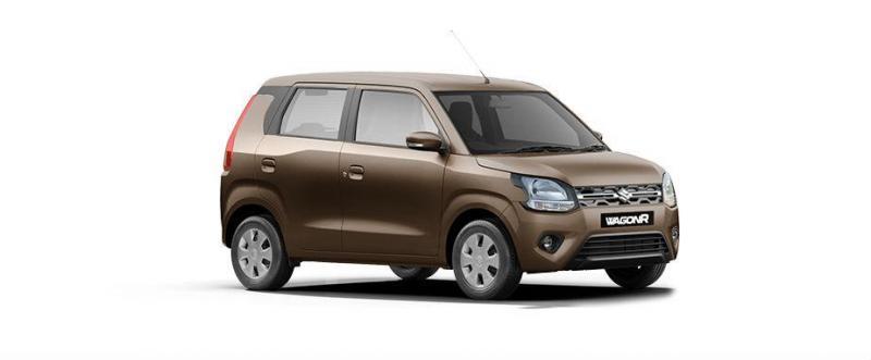 Maruti Suzuki New Wagon R LXi 1.0