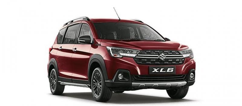 Maruti Suzuki XL6 Alpha MT