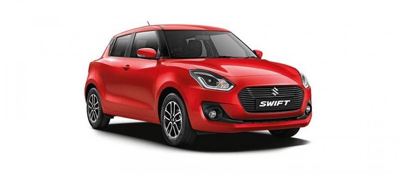Maruti Suzuki Swift ZDi AMT 2020