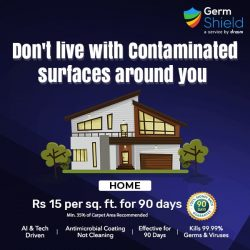 antimicrobial coating for home