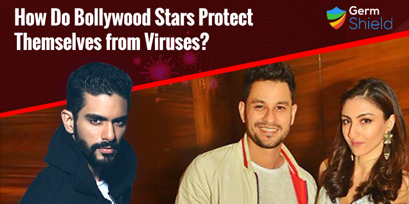 bollywood stars virus protection