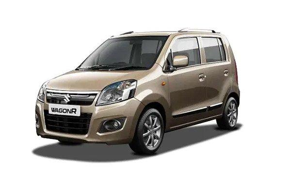 Maruti Suzuki Wagon R 1.0 LXi CNG
