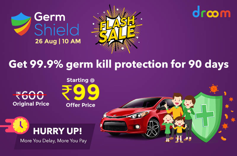 Germ Shield Flash Sale