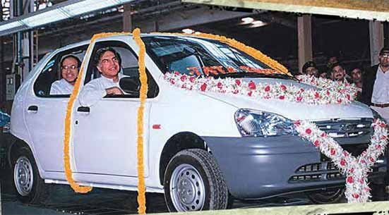 India's First Indigenous Car