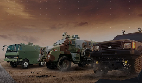 Supplier For The Indian Army - Tata Motors