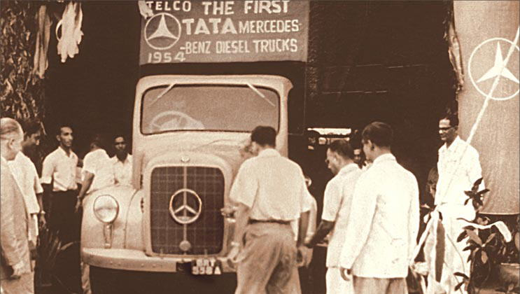 Tata Motors 70 Years of Glory