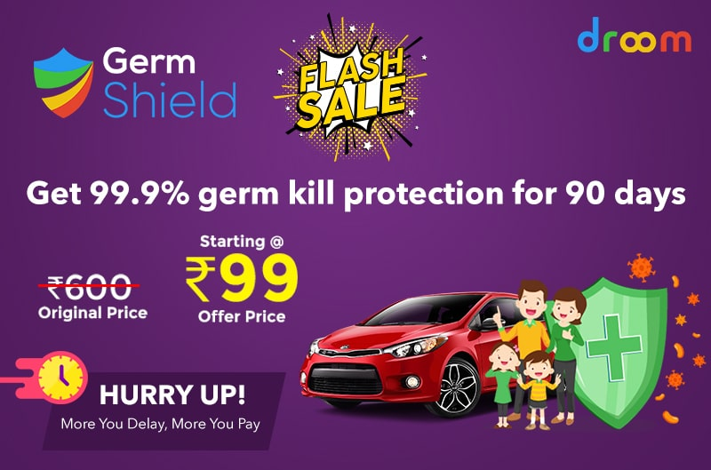 germ shield offers