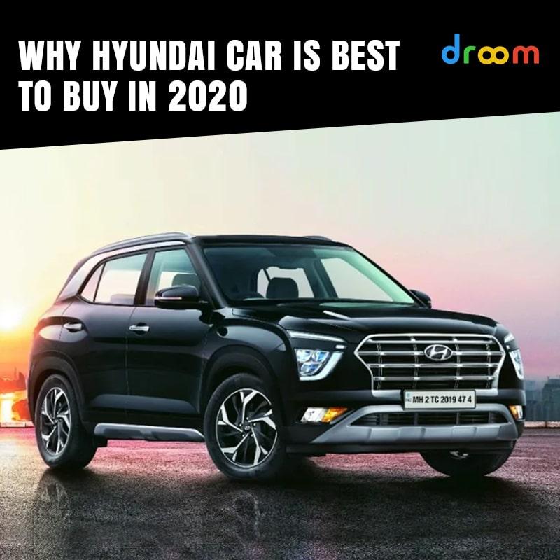 hyundai cars 2020