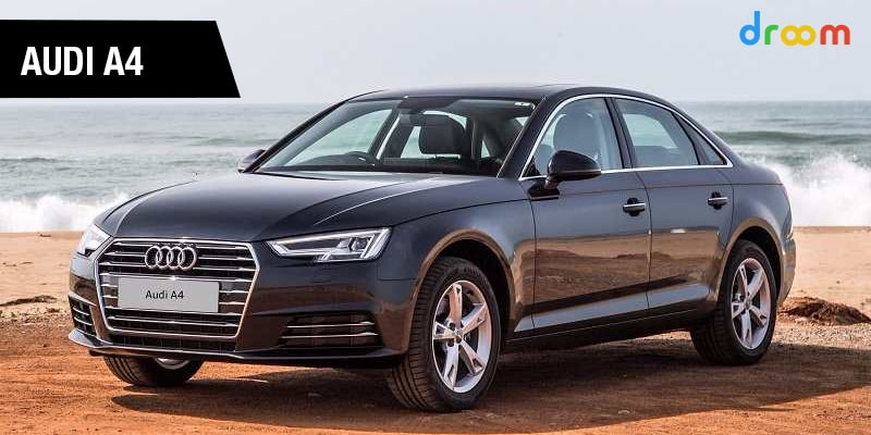 Audi A4 30 TFSI Premium Plus Car