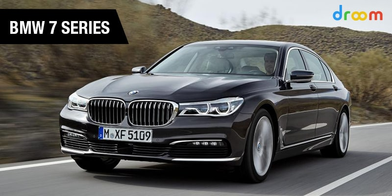 BMW 7 Series Car