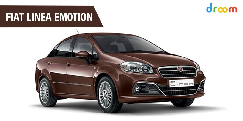 Fiat Linea Emotion 2020