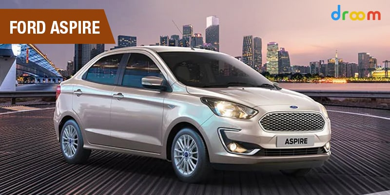 Ford Aspire 2020