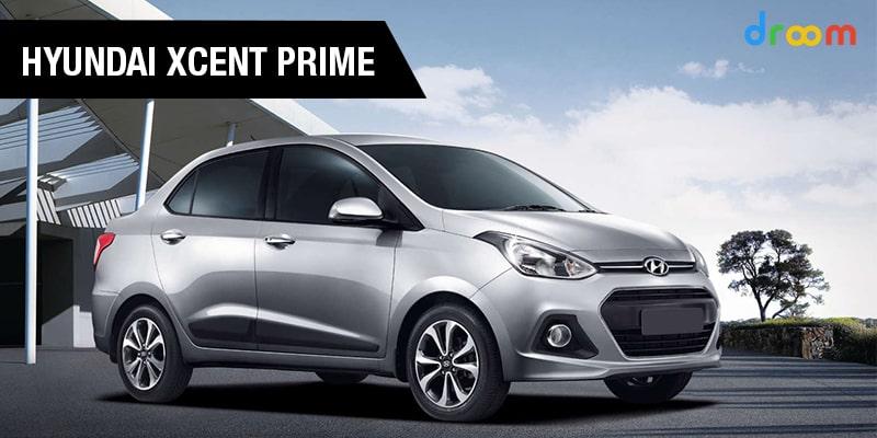 Hyundai Xcent Prime 2020