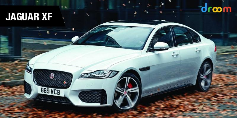 Jaguar XF Car