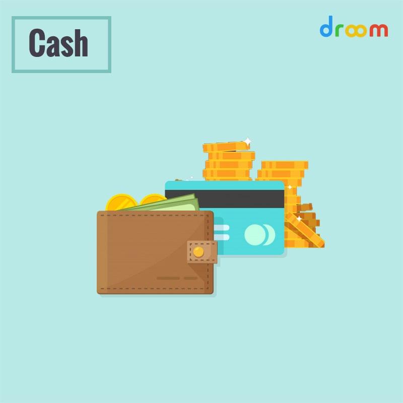 cash in road trip