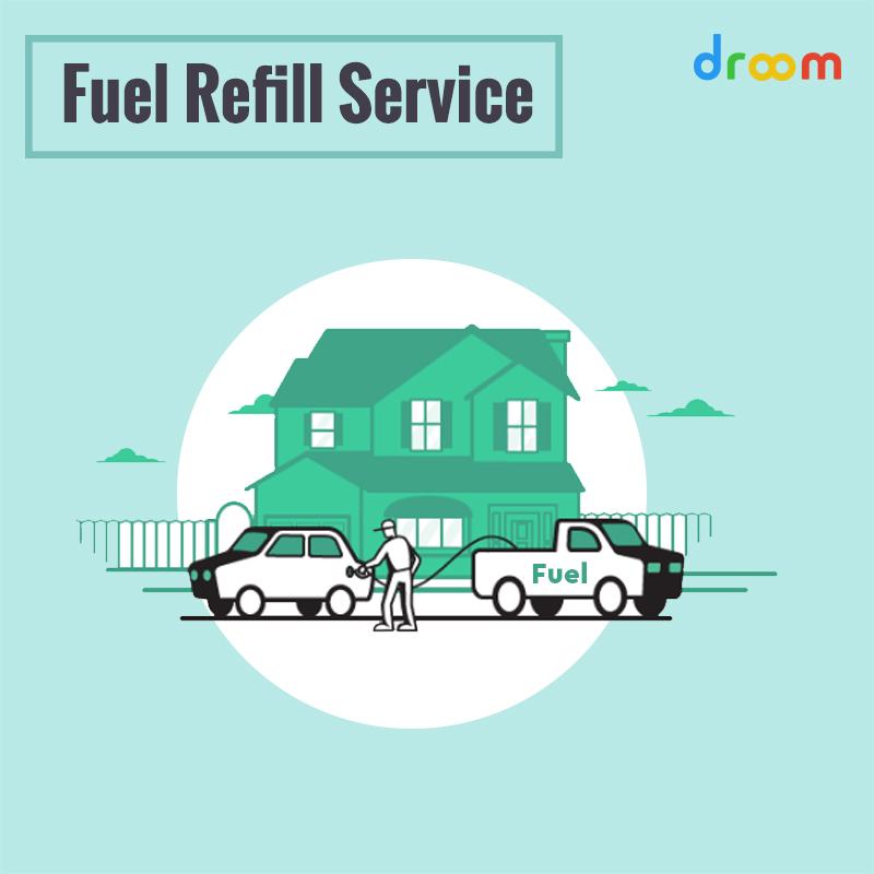 fuel in road trip
