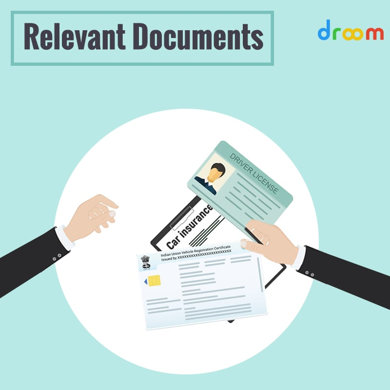 relevant documents in road trip
