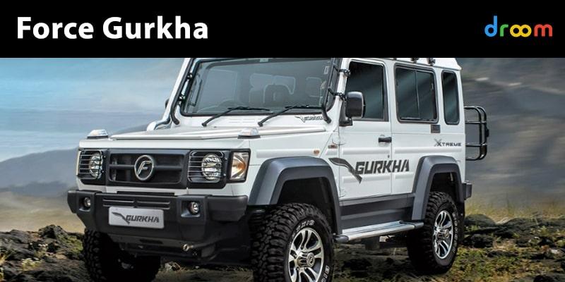 Force Gurkha 2021