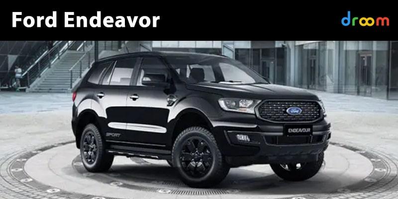 Ford Endeavor