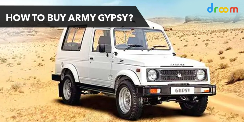 How to Buy Army Gypsy