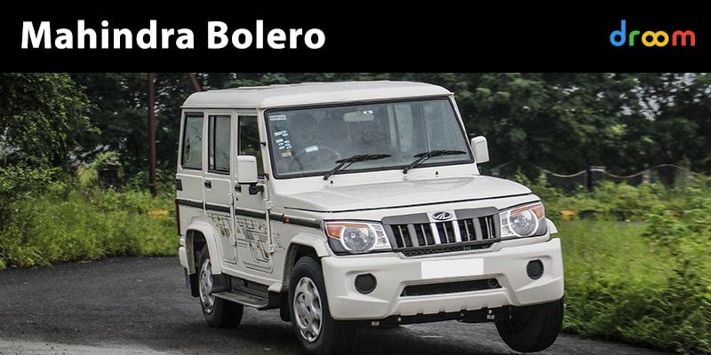 Mahindra Bolero 2021