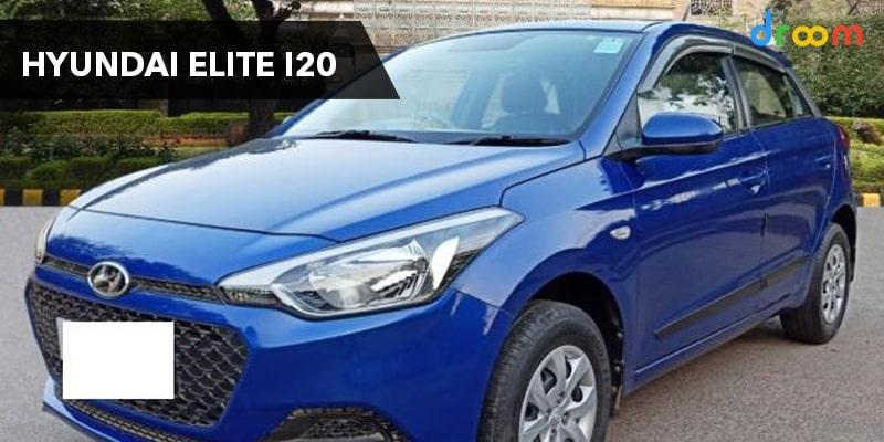 Used Hyundai Elite i20