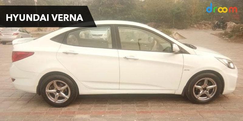 Used Hyundai Verna