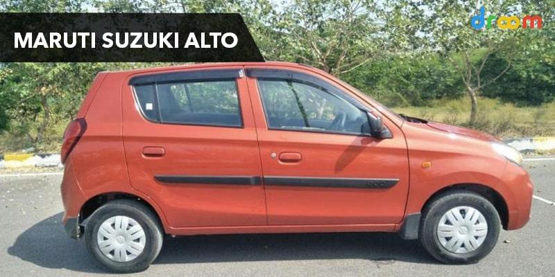 Used Maruti Suzuki Alto