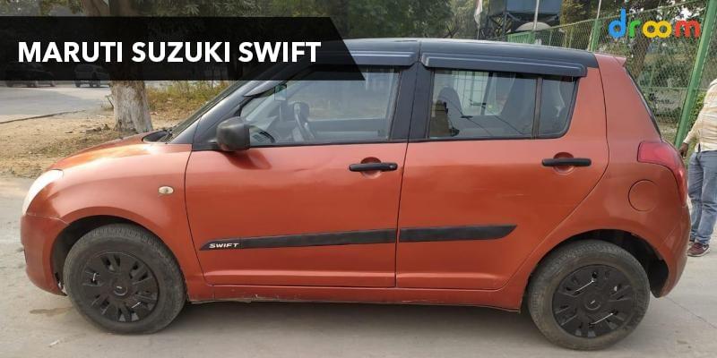 Used Maruti Suzuki Swift