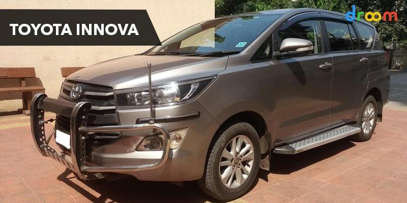 Used Toyota Innova