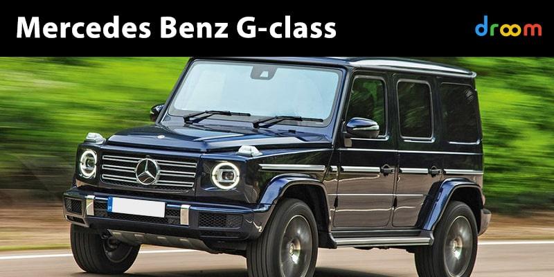 mercedes benz g class 2021