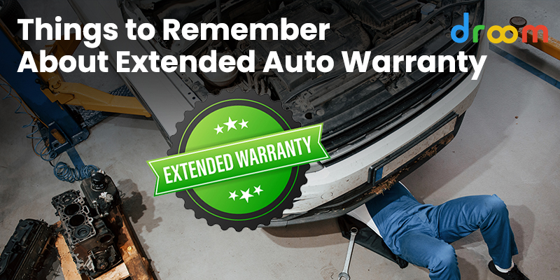 extended warranty of vehicle