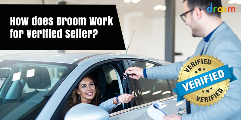 droom works for verified seller